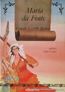 Camilo Castelo Branco - Maria da Fonte «€5.00»