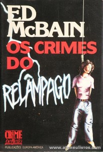Ed McBail - Os Crimes do Relâmpago - «€5.00»