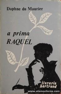 Daphne du Maurier - A Prima Raquel «€5.00»