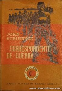 Jonh Steinbeck - Correspondente de Guerra «€5.00»