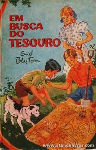 Enid Blyton - Em Busca do Tesouro «€5.00»