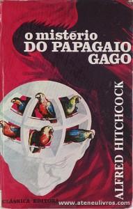 Alfred Hitchcock - O Mistério do Papagaio Gago «€5.00»
