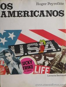 Roger Peyrefitte - Os Americanos - «€5.00»