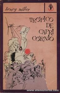 Henry Miller - Trópico de Capricórnio «€10.00»