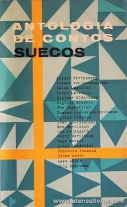 Antologia de Contos Suecos «€5.00»