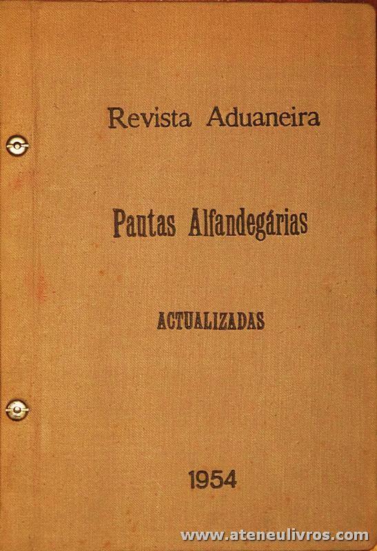 Revista Aduaneira - Pautas Alfandegárias Actualizadas