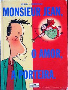 Monsieur Jean - O Amor a Porteira - «€5.00»