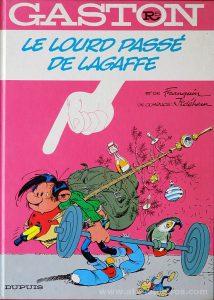 Gaston - Le Lourd Passé de Lagaffe «€5.00»