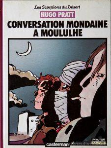 Hugo Pratt - Conversation a Moululhe «€5.00»