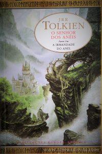 JRR Tolkien - O Senhor dos Anéis ( A Irmandade do Anel) - «€10.00»