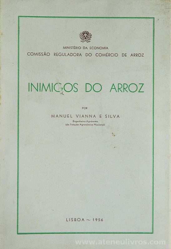Inimigos do Arroz
