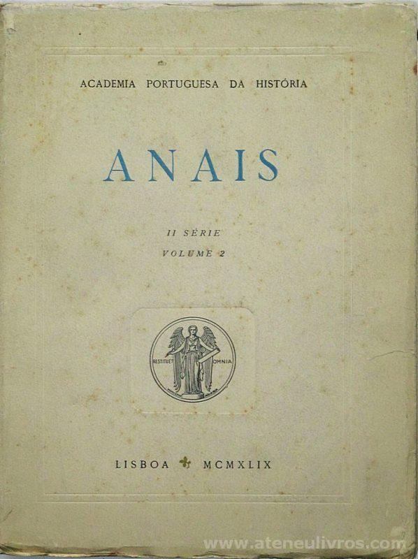Anais II Série Volume 2