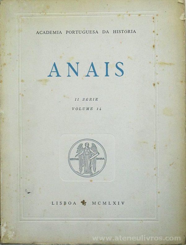 Anais II Série [Volume 14]