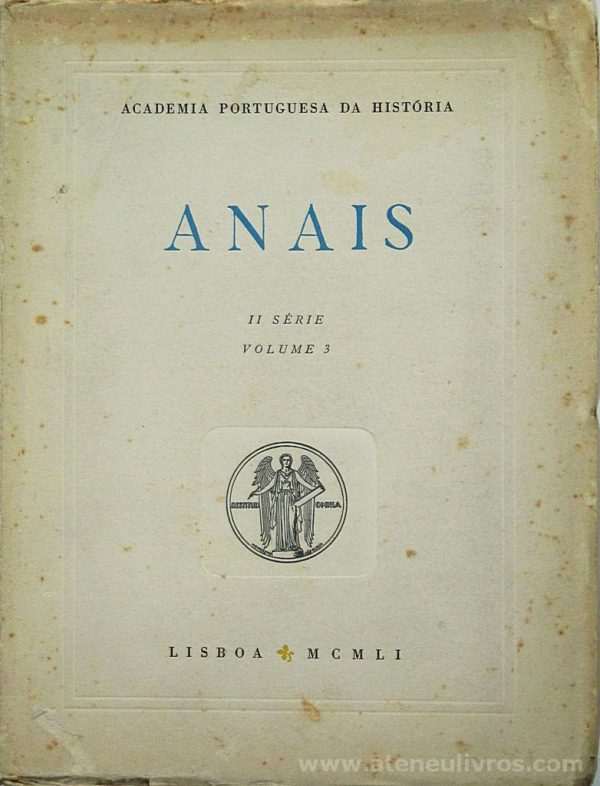 Anais II Série Volume 3