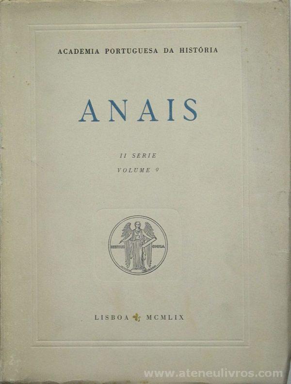Anais II [Série Volume 8]