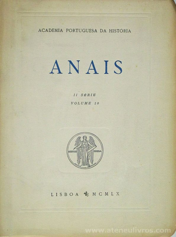Anais II [Série Volume 10]