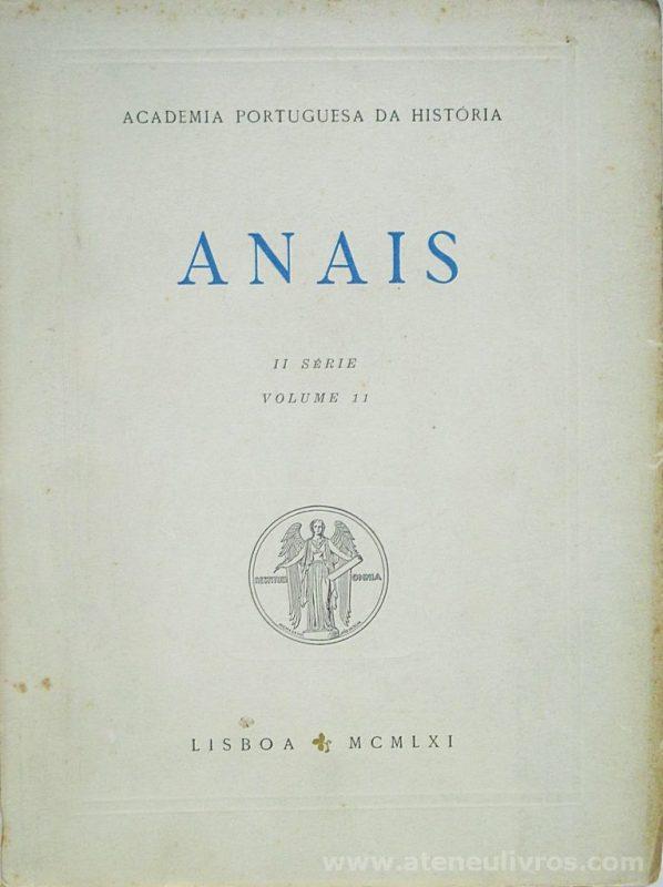 Anais II [Série Volume 11]