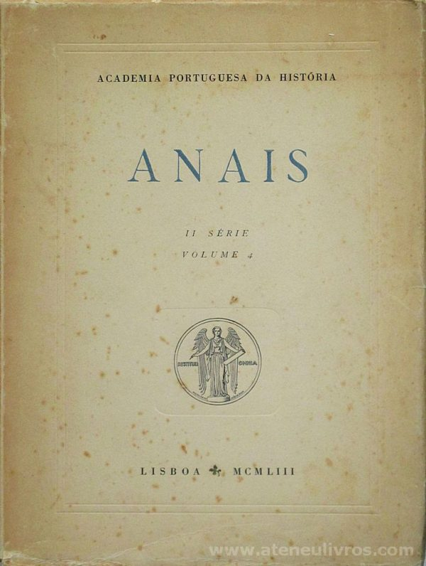 Anais II Série Volume 4