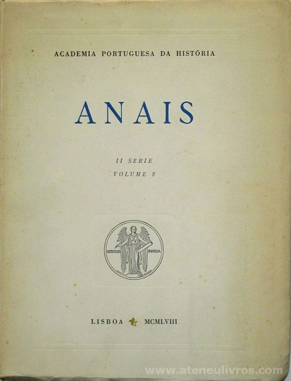 Anais II Série Volume 8