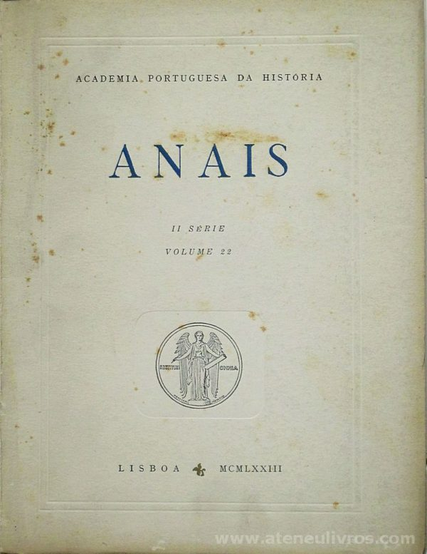 Anais II Série [Volume 22]