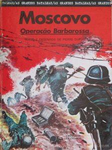 Moscovo - Operação Barbarossa «€5.00»