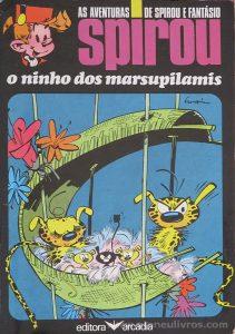 Spirou - O Ninho dos Marsupilamis «€5.00»