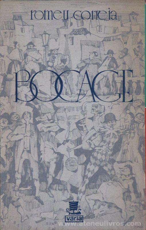 Bocage «Cronica Dramática e Grotesca em Duas Partes e um Prólogo»