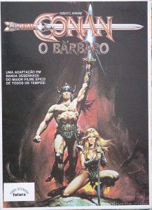 Conan o Bárbaro «€5.00»