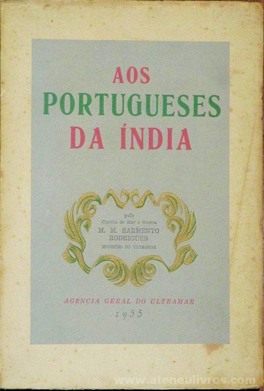 Aos Portugueses da Índia