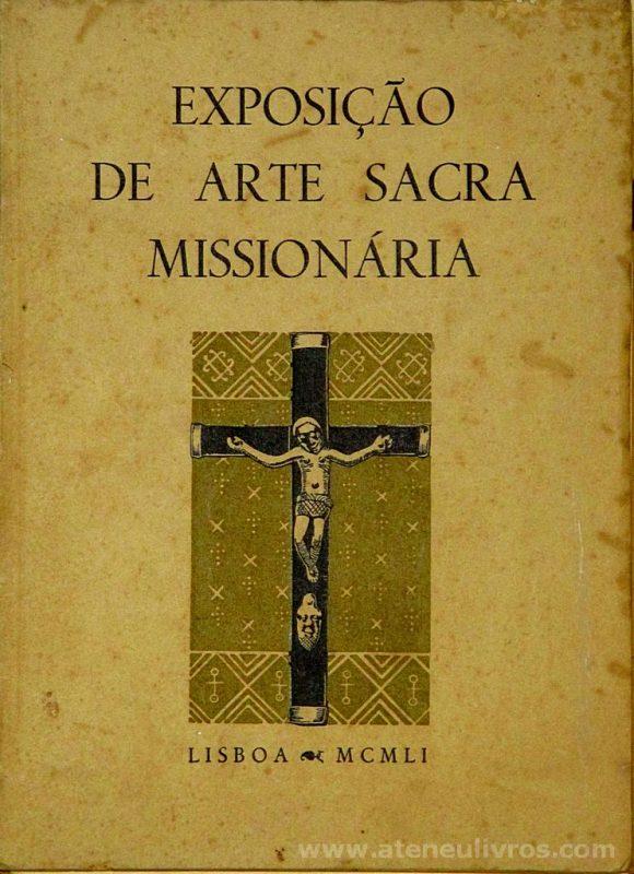 Exposição de Arte Sacra Missionária ( Catalogo)