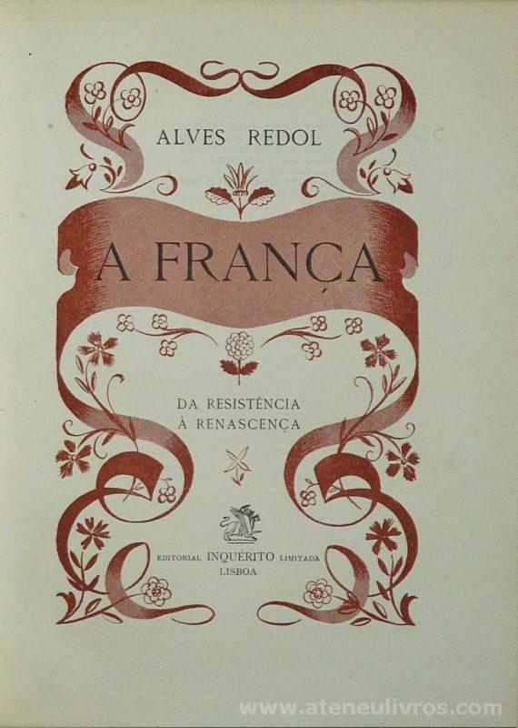 A França (da Resistência a Renascença)
