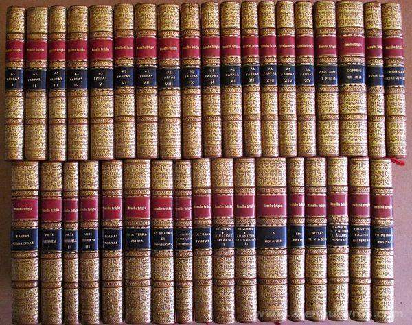 Colecção Completa de Ramalho Ortigão