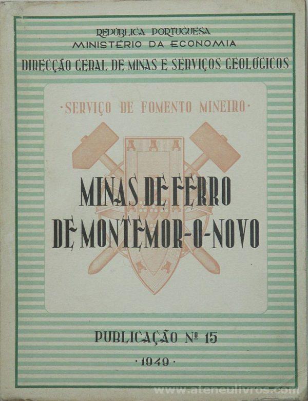 Minas de Ferro de MonteMor-o-Novo